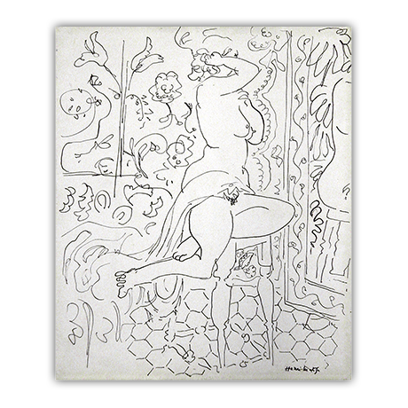 Matisse-Ink-Drawing-01